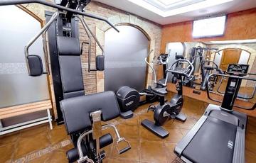 Gym Nuevo Torreluz Hotel