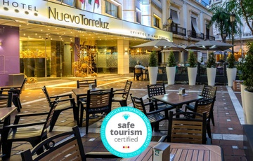 Bar Nuevo Torreluz Hotel