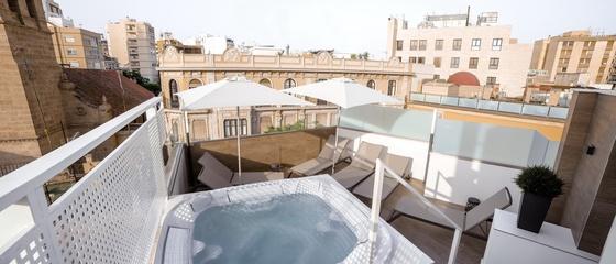 Solarium-SPA Nuevo Torreluz Hotel