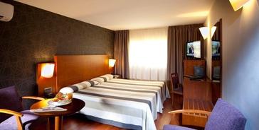 Junior Suite with free SPA access Nuevo Torreluz Hotel