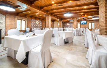 Restaurant Nuevo Torreluz Hotel