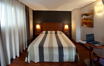 Double room Nuevo Torreluz Hotel